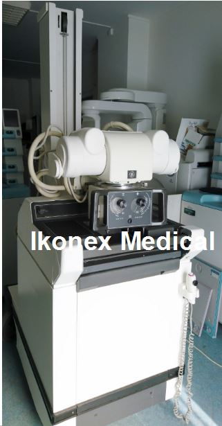 GE Mobile X Ray